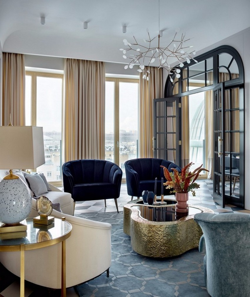 Find Your Design Inspiration With This Elegant Russian Apartment Design Inspiration Find Your Design Inspiration With This Elegant Russian Apartment 3Find Your Design Inspiration With This Elegant Russian Apartment