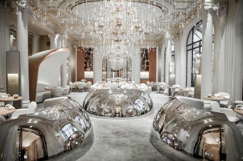 Have a Bite to Eat At These Lavish Restaurants During Maison et Objet  Maison et Objet Have a Bite to Eat At These Lavish Restaurants During Maison et Objet Have a Bite to Eat At These Lavish Restaurants During Maison et Objet 2