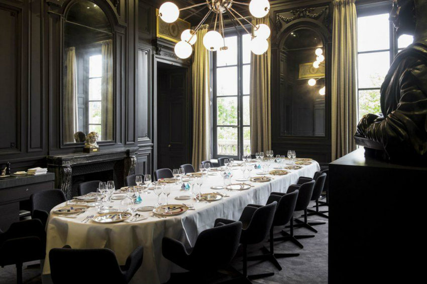 Have a Bite to Eat At These Lavish Restaurants During Maison et Objet  Maison et Objet Have a Bite to Eat At These Lavish Restaurants During Maison et Objet Have a Bite to Eat At These Lavish Restaurants During Maison et Objet 3