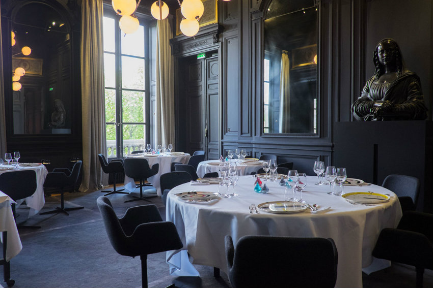 Have a Bite to Eat At These Lavish Restaurants During Maison et Objet  Maison et Objet Have a Bite to Eat At These Lavish Restaurants During Maison et Objet Have a Bite to Eat At These Lavish Restaurants During Maison et Objet 5