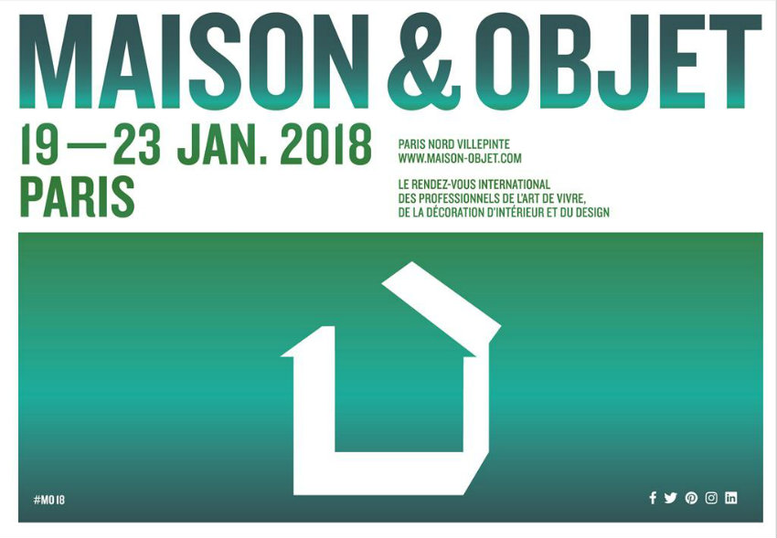 Presenting the Concept and Retail Universe of Maison et Objet 2018  maison et objet 2018 Presenting the Concept and Retail Universe of Maison et Objet 2018 Presenting the Concept and Retail Universe of Maison et Objet 2018 1