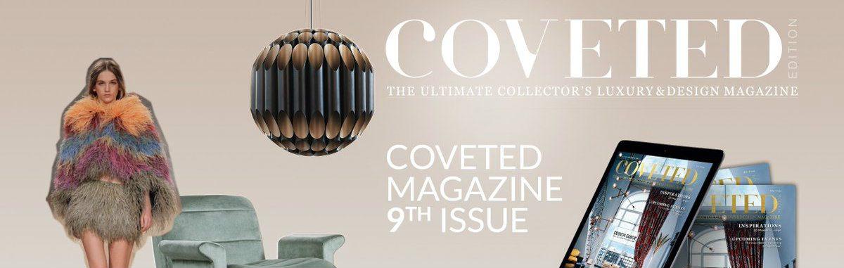Interior Design Events - Magazine cover