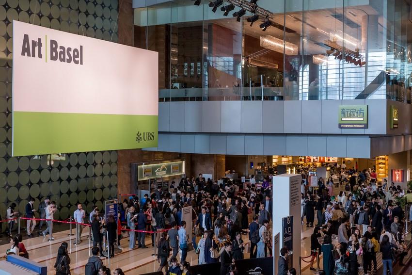 All About Art Basel Hong Kong 2018!  art basel hong kong All About Art Basel Hong Kong 2018! All About Art Basel Hong Kong 2018 3