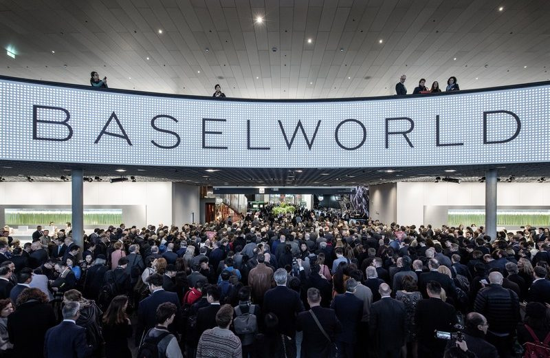 Introducing The 2018 Edition of The Prestigious BaselWorld baselworld Introducing The 2018 Edition of The Prestigious BaselWorld Introducing The 2018 Edition of The Prestigious BaselWorld 3
