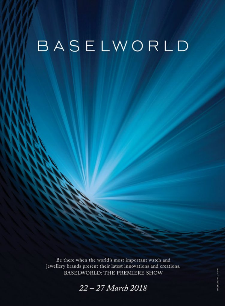 Introducing The 2018 Edition of The Prestigious BaselWorld baselworld Introducing The 2018 Edition of The Prestigious BaselWorld Introducing The 2018 Edition of The Prestigious BaselWorld 4