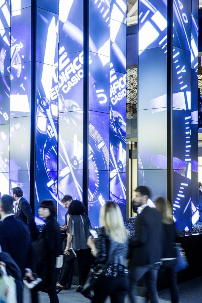 Introducing The 2018 Edition of The Prestigious BaselWorld baselworld Introducing The 2018 Edition of The Prestigious BaselWorld Introducing The 2018 Edition of The Prestigious BaselWorld 5