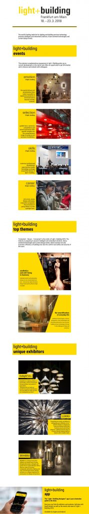 Light + Building - One of The Top Design Events of March design events Light + Building – One of The Top Design Events of March Light Building One of The Top Design Events of March