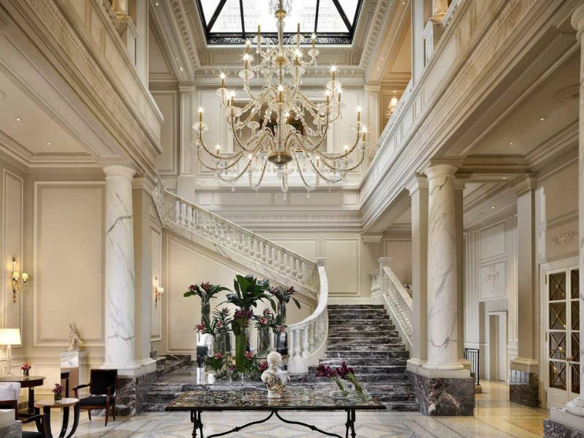 Acording to Christie's, The Luxury Market Is Growing Worldwide  According to Christie's, The Luxury Market Is Growing Worldwide Luxury Hotels To Stay During The Milan Design Week 2018 5