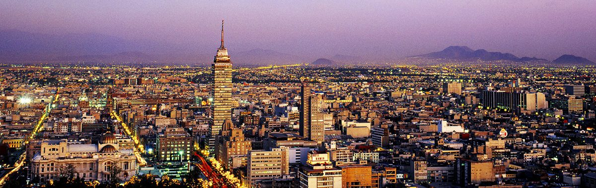 Mexico City Named World Design Capital of 2018!