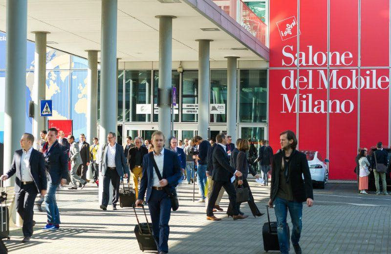The Latest News Salone del Mobile.Milano 2018 Salone del Mobile.Milano The Latest News Salone del Mobile.Milano 2018 The Latest News Salone del Mobile