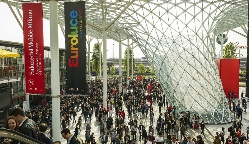 The latest news salone del mobile milano 2018 for Milan news mobile
