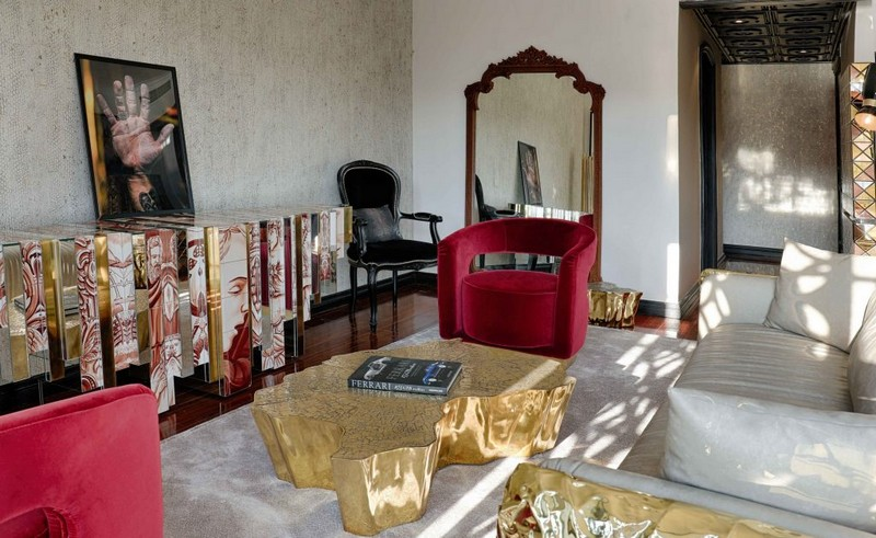 Acording to Christie's, The Luxury Market Is Growing Worldwide  According to Christie's, The Luxury Market Is Growing Worldwide A Stunning Luxury Suite by Boca do Lobo 5