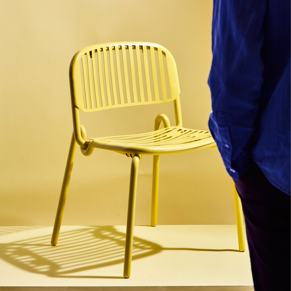 young european designers 5 Young European Designers to Know D  sormeaux     Carrette Chaise Knot