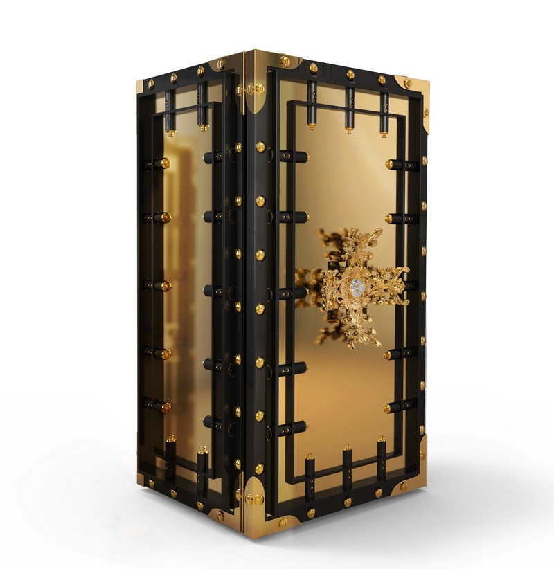 Discover Boca do Lobo's Knox Luxury Safes Collection luxury safes Discover Boca do Lobo's Knox Luxury Safes Collection Discover Boca do Lobo   s Knox Luxury Safes Collection 4