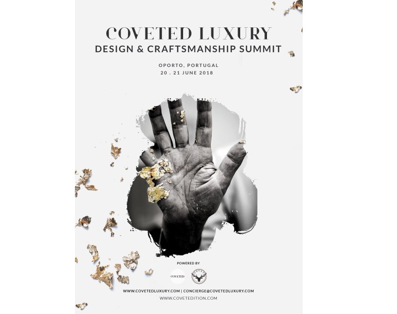 Introducing The Unmissable CovetED Luxury Design & Craftsmanship Summit 2018 luxury design The Unmissable CovetED Luxury Design & Craftsmanship Summit 2018 COVETED LUXURY DESIGN AND CRAFTSMANSHIP SUMMIT 2 1 1