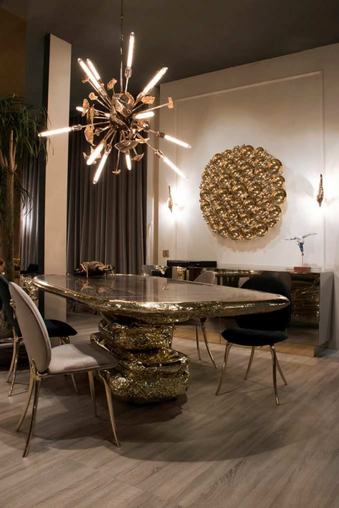 Tribute To Design and Craftsmanship? By the Fortuna Dining Table design and craftsmanship Tribute To Design and Craftsmanship? By the Fortuna Dining Table Presenting The New Glamorous Chair of Boca do Lobo 1