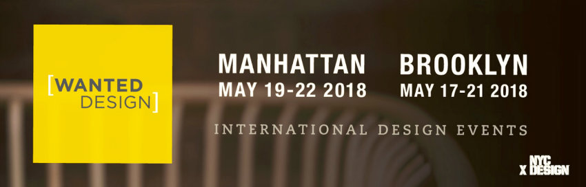 The NYCxDESIGN 2018 Starts This Week! nycxdesign The NYCxDESIGN 2018 Starts This Week! The NYCxDESIGN 2018 Starts This Week 3