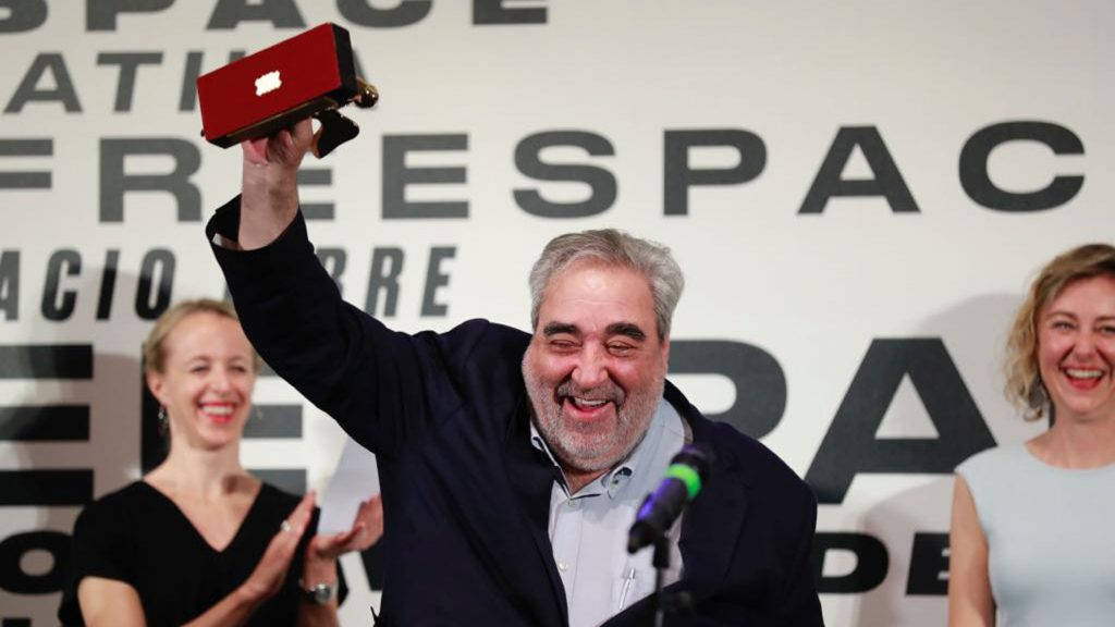 Venice Biennale 2018 Has Started! And Here Are The First Winners venice biennale 2018 Venice Biennale 2018 Has Started! And Here Are The First Winners venice biennale 2018 golden lion best participant eduardo souto de moura col 2