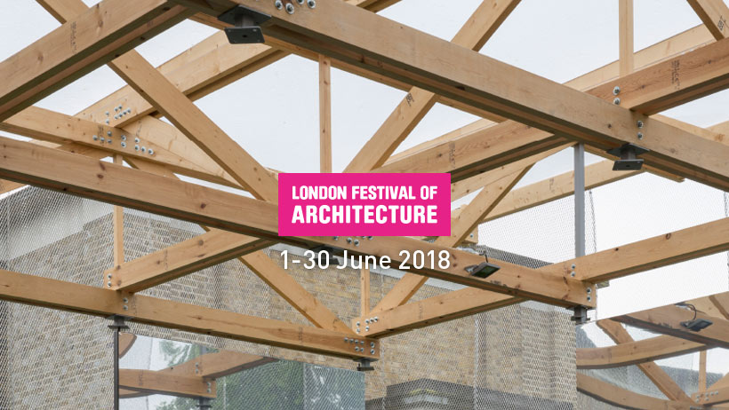 "Discover the ""Identity"" Of The London Festival of Architecture 2018 london festival of architecture Discover the ""Identity"" Of The London Festival of Architecture 2018 LFA"