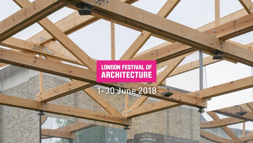 "Discover the ""Identity"" Of The London Festival of Architecture 2018 london festival of architecture Discover the ""Identity"" Of The London Festival of Architecture 2018 LFA"