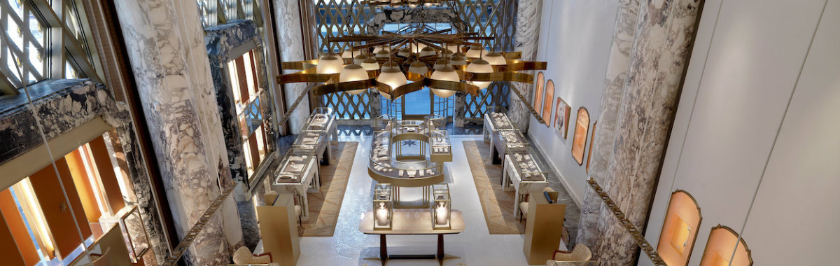 Step Inside Bulgari's Renovated Store in NYC Designed by Peter Marino
