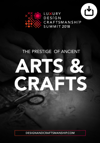 Luxury Design & craftsmanship Summit 2018