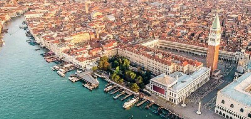 Homo Faber in Venice
