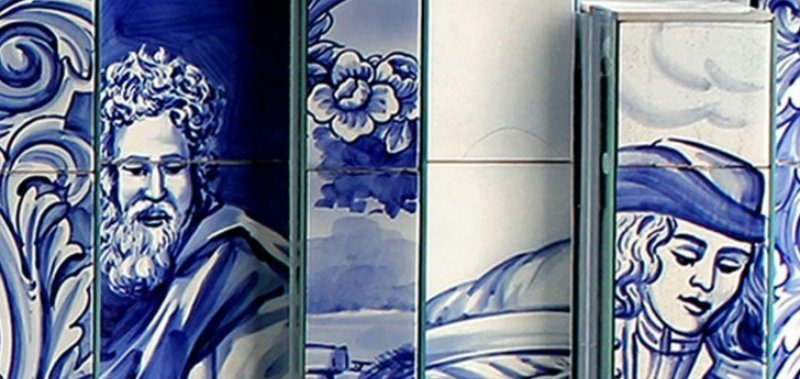 Furniture Inspired by the Portuguese Art of Azulejos!