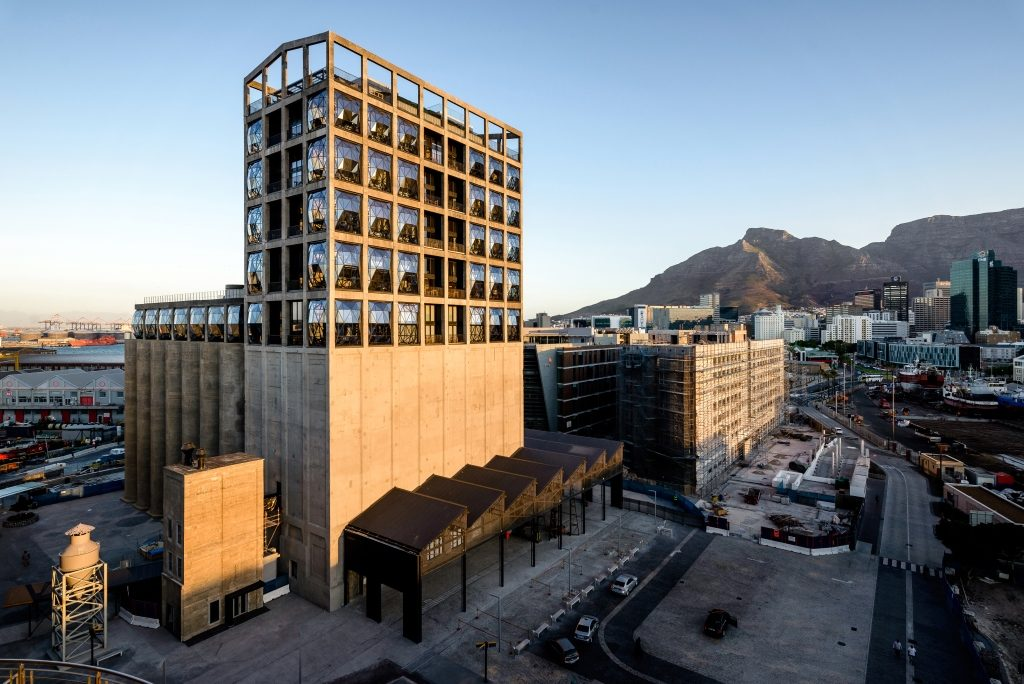 The Top 8 Winners of Winners Of Architizer A+ Awards architizer The Top 8 Winners of Winners Of Architizer A+ Awards The Grain Silo Complex which includes Zeitz MOCAA