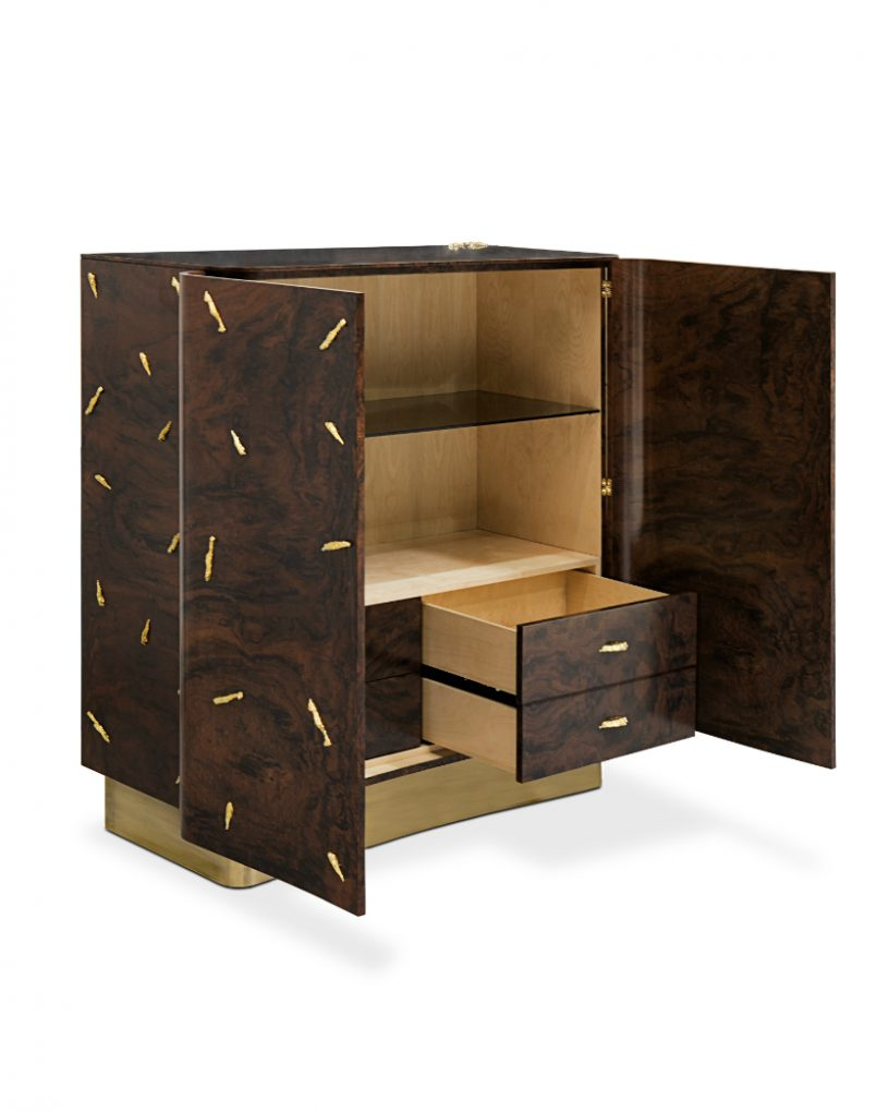 Presenting a Stunning and Elegant Luxury Furniture Collection furniture collection Presenting a Stunning and Elegant Nature Inspired Luxury Furniture Collection baraka cupboard 3 HR 1