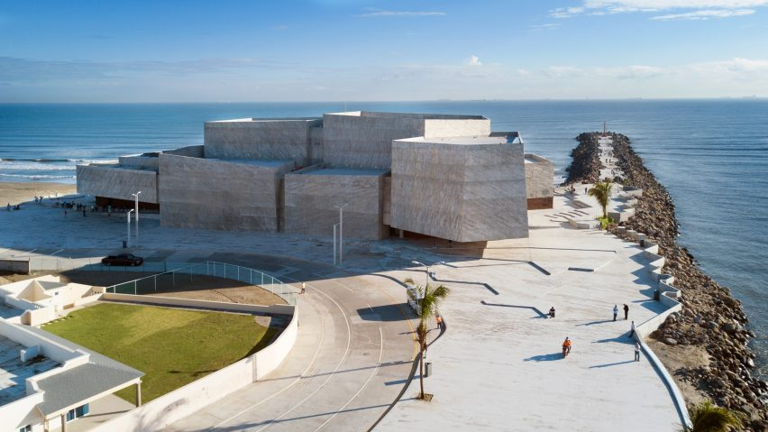 The Top 8 Winners of Winners Of Architizer A+ Awards architizer The Top 8 Winners of Winners Of Architizer A+ Awards foro boca rojkind arquitectos concert hall boca del rio veracruz mexico dezeen hero 852x479