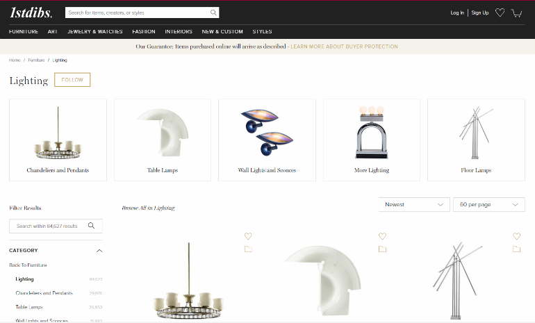The Top Online Lighting Stores in The World Lighting Stores The Top Online Lighting Stores in The World 1stdibbs