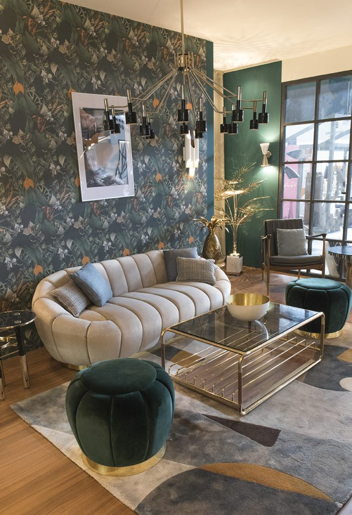 First Look at the Covet Group's Stands at Maison et Objet maison et objet First Look at Some Luxury Brands Stands at Maison et Objet 2018 DL 1