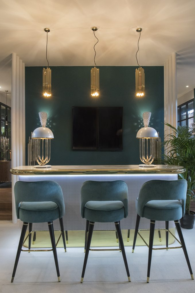 First Look at the Covet Group's Stands at Maison et Objet maison et objet First Look at Some Luxury Brands Stands at Maison et Objet 2018 DL