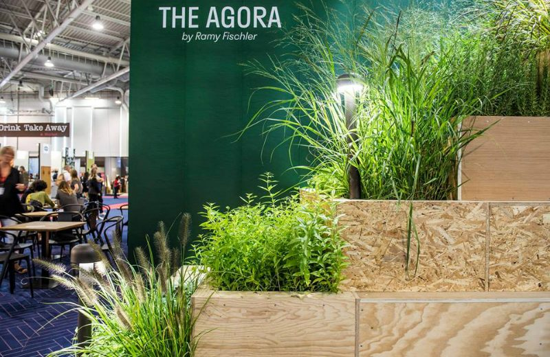 Maison et Objet Special - THE AGORA Space Maison et Objet Maison et Objet Special - THE AGORA Space Learn More About Ramy Fischlers THE AGORA at Maison et Objet 2018 4