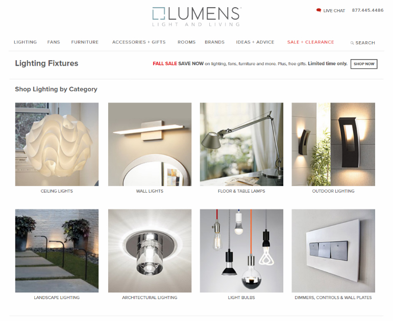 The Top Online Lighting Stores in The World