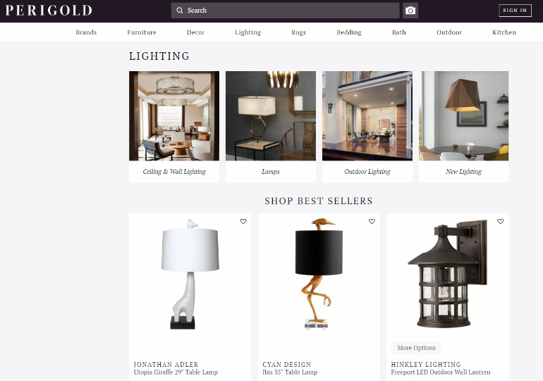 The Top Online Lighting Stores in The World Lighting Stores The Top Online Lighting Stores in The World perigold