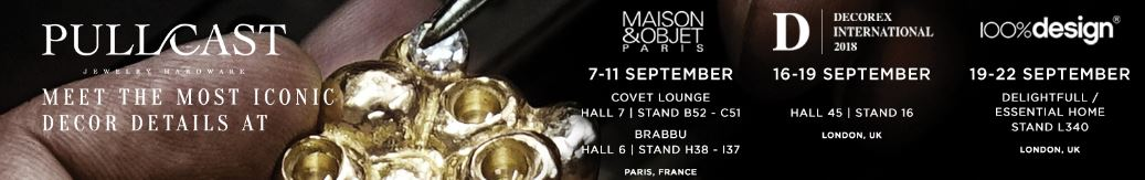 paris design week Covet Paris Will Host an Amazing Cocktail Party for Paris Design Week pullcast maison et objet First Look at Some Luxury Brands Stands at Maison et Objet 2018 pullcast