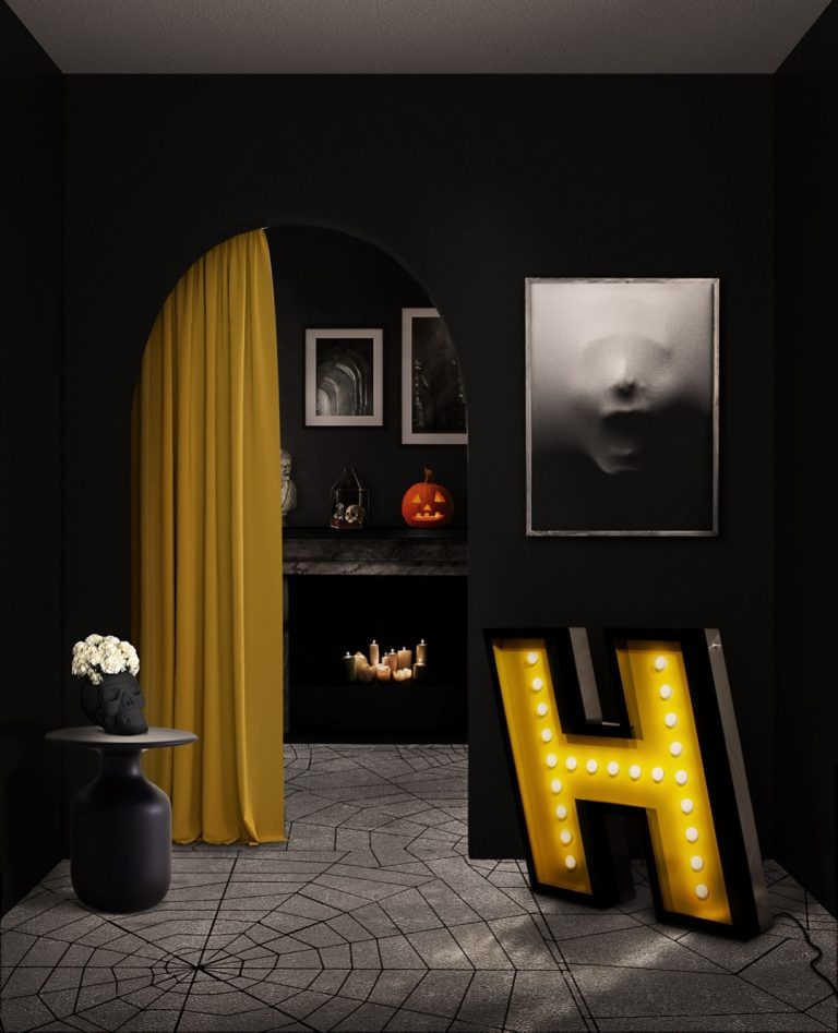 Halloween It's Almost Upon Us! Here are Some Decor Tips! halloween Halloween It's Almost Upon Us! Here are Some Decor Tips! Do You Know How To Style Tour Home For Halloween Season 3
