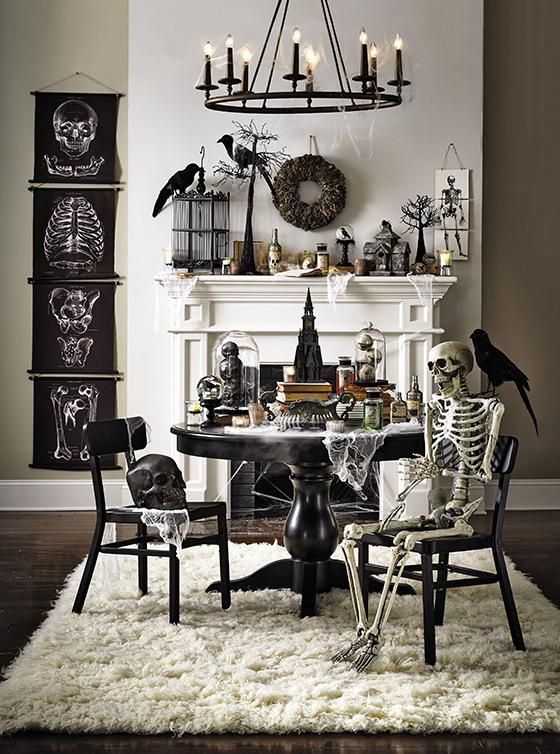 halloween Halloween It's Almost Upon Us! Here are Some Decor Tips! halloween martha stewart