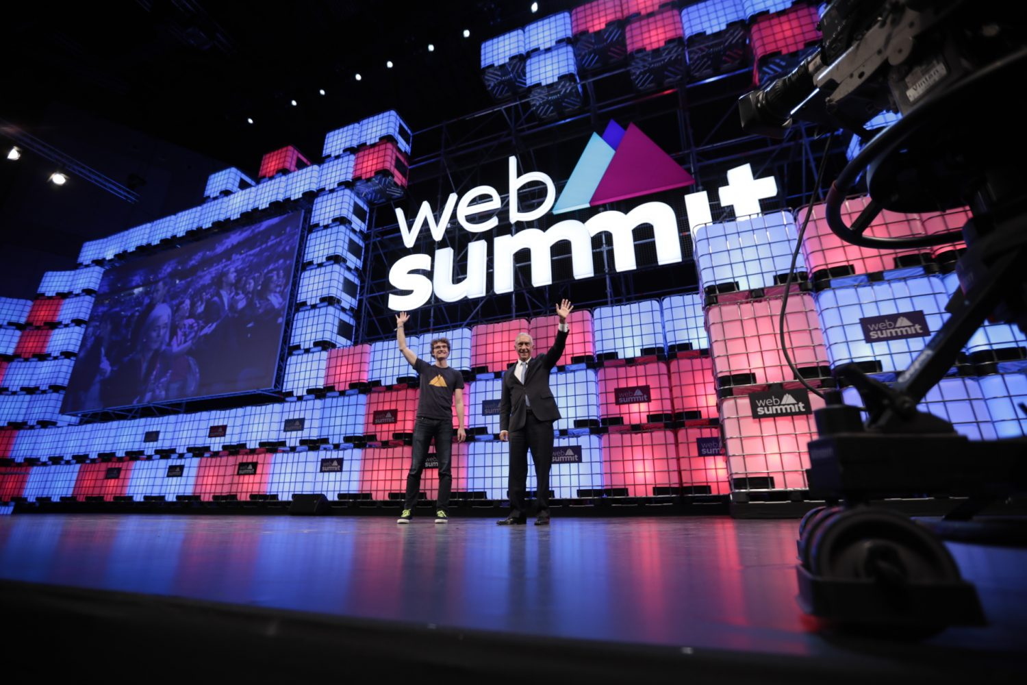 Web Summit 2018 is Here! Learn All About This Event web summit Web Summit 2018 is Here 20171109181552  ndr0597