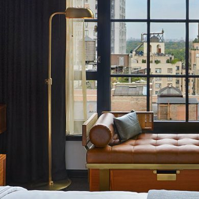 Design Hotels art deco Viceroy New York isaloni 2018 Luxury Brands to Watch at iSaloni 2018 Moscow Design Hotels art deco Viceroy New York 390x390