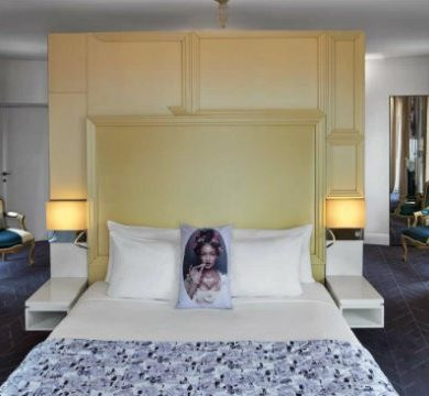 dubai Dubai: Design meets History Where to stay at Paris Design Week 2015 Hotel W Paris Opera 10 600x360 390x360