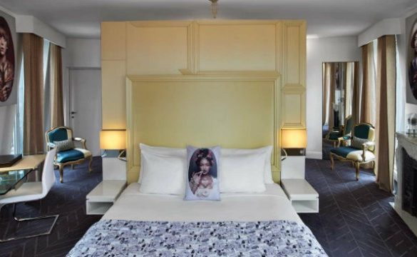 WHERE TO STAY AT PARIS DESIGN WEEK 2015: HOTEL W PARIS OPERA Where to stay at Paris Design Week 2015 Hotel W Paris Opera 10 600x360 585x360