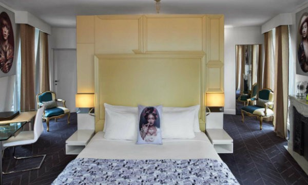 WHERE TO STAY AT PARIS DESIGN WEEK 2015: HOTEL W PARIS OPERA Where to stay at Paris Design Week 2015 Hotel W Paris Opera 10 600x360