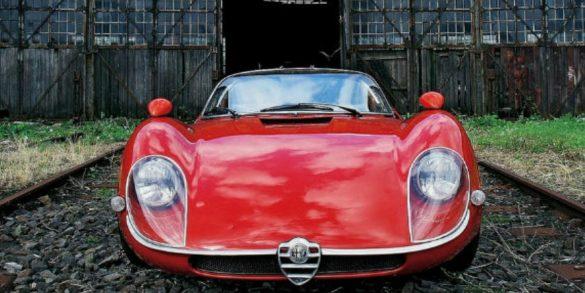 Design News: Alfa Romeo history  Design News: Alfa Romeo history club delux top luxury brands alfa romeo 585x293