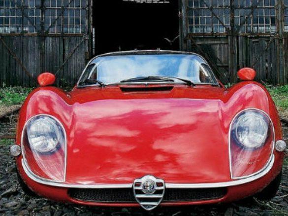 Design News: Alfa Romeo history  Design News: Alfa Romeo history club delux top luxury brands alfa romeo 585x438