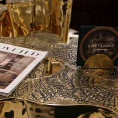 Design News: Grand Opening of Covet London Apartment