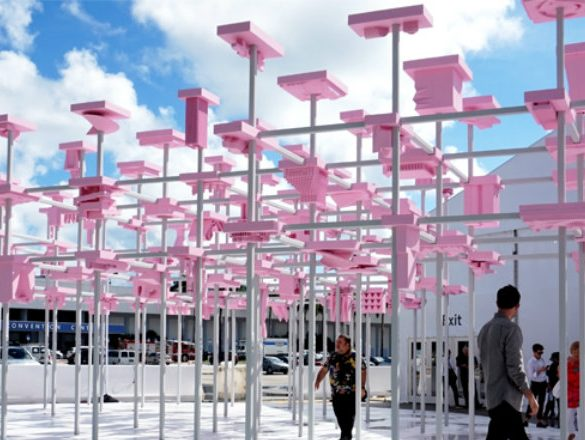 Design Miami and Art Basel or when art meets Miami Beach  Design Miami and Art Basel or when art meets Miami Beach Design Miami and Art Basel or when art meets Miami Beach1 585x440