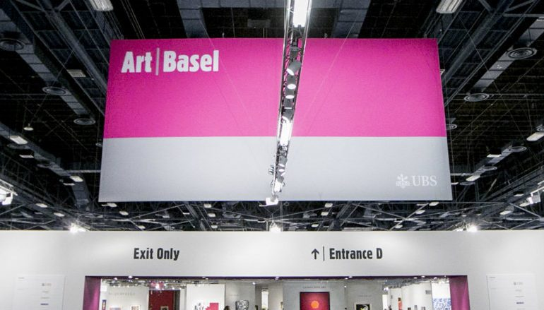 Design news Art Basel Miami Beach Preview  Design news: Art Basel Miami Beach Preview Design news Art Basel Miami Beach Preview 770x439